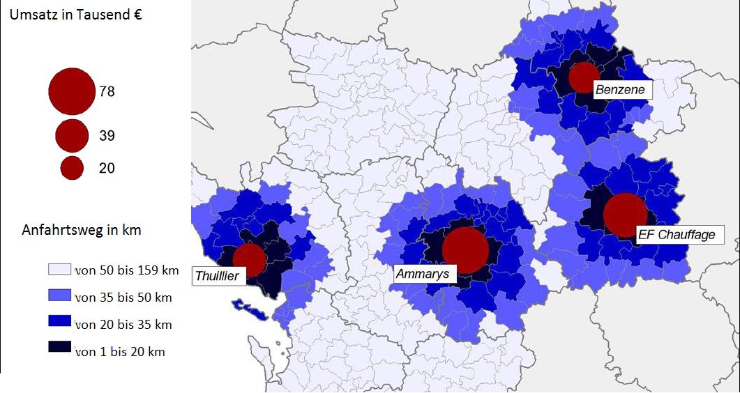 Einzugsgebietsanalyse