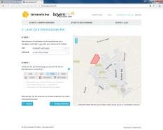terranets bw - Online-Leitungsauskunft