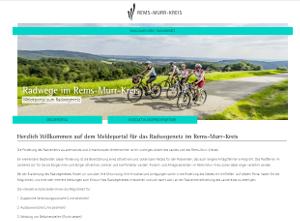 Meldeportal für das Radwegenetz im Rems-Murr-Kreis