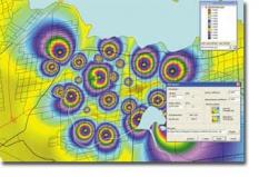 Einzugsgebietsanalyse mittels Huff-Modell